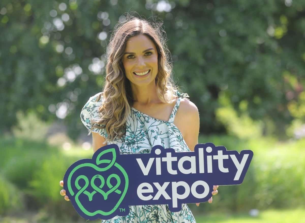 Alison Canavan Vitality Expo
